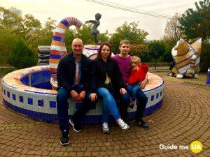 Tour for Family in Kiev