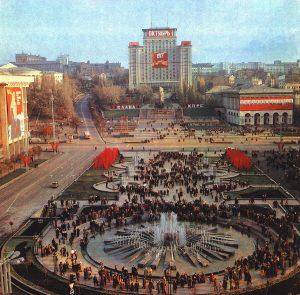 Soviet history of Ukraine