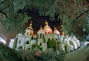 Kiev Old Town Tour