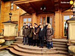 Kiev tour to Mezhyhirya by Guide me UA