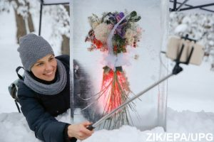 Winter vacation in Ukraine, Kiev with Guide me UA private local guides