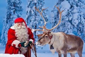Santa in Ukraine