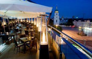 Hotel Hyatt Regency Kiev, Ukraine