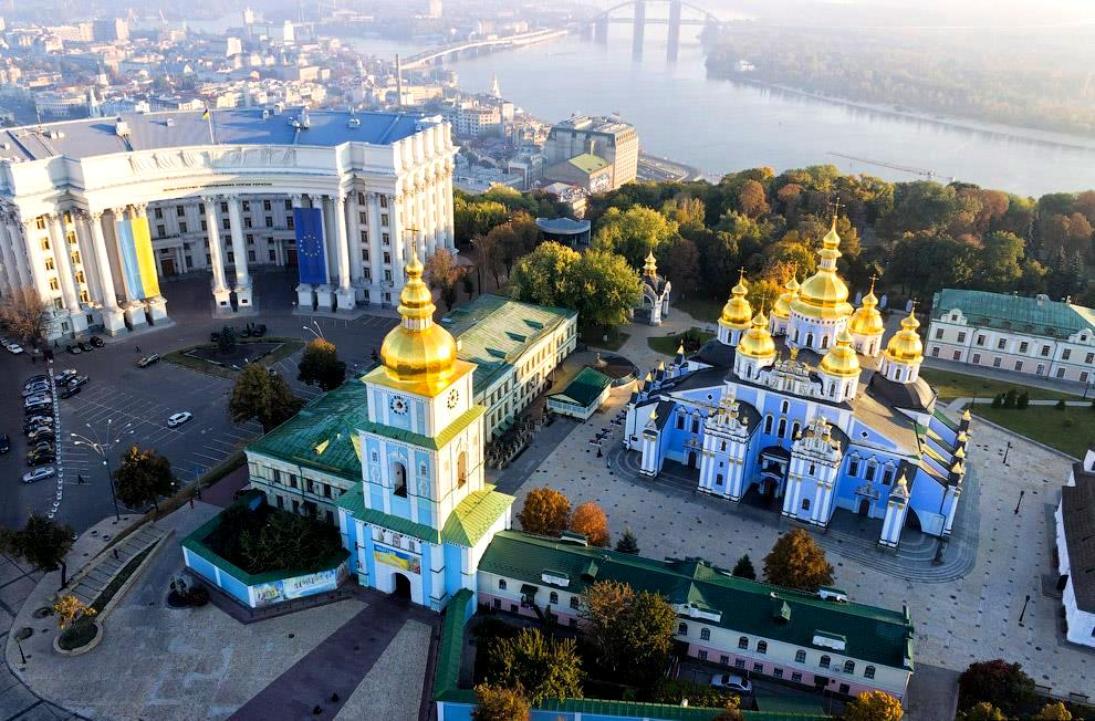 Kiev city tour with private guides of Guide me UA