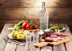 Ukrainian alcohol - Ukrainian beverages