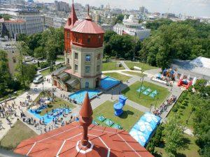 Museum of water Kiev