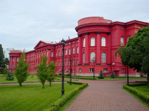 Taras Schevchenko National University of Kyiv
