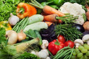 Ukrainian Vegetables - food