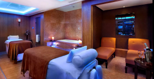Spa in Hyatt Kiev