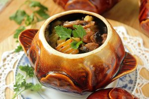 Ukrainian traditional food