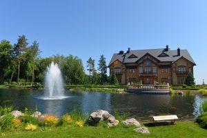 Mezhyhirya residence in Kiev