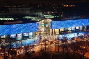 Ocean Plaza - the best Shopping in Kiev