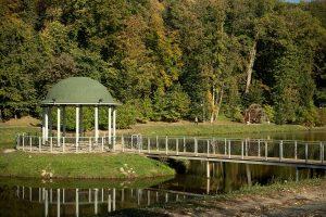 Park Feofania in Kiev