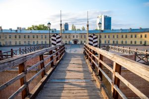 Ukraine city of Kyiv - Fortress