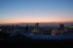 Kiev Olimpic Stadium