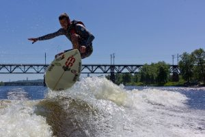 Active sport and extreme in Kiev