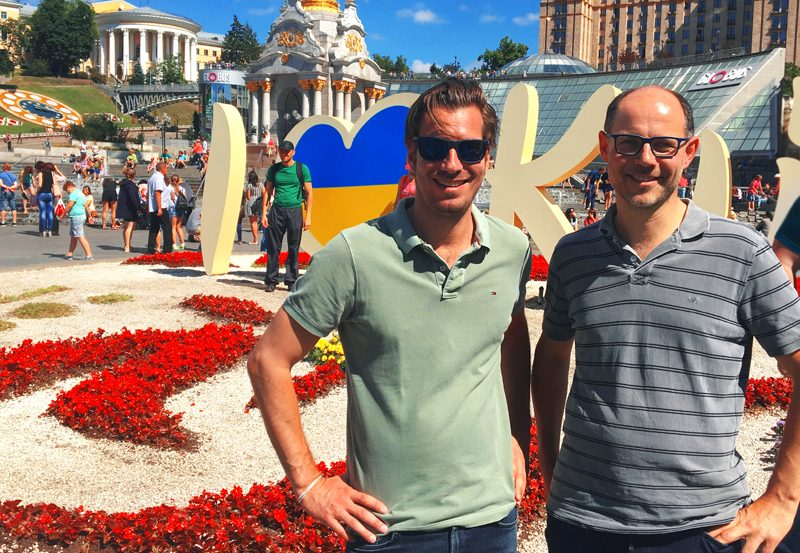 5 Reasons Why Tourists Come to Ukraine