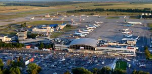 Boryspol airport Kiev