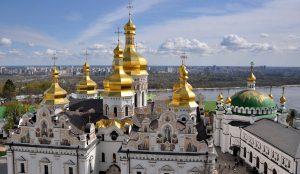 Lavra Monastery in Kiev