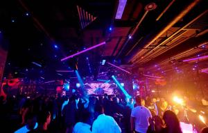 D Lux club in Kiev