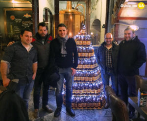 Kiev Pub Crawls with Kate Dobromishev