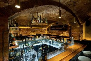 Loggerhead Bar in Kiev