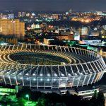 UEFA in Ukraine Kiev