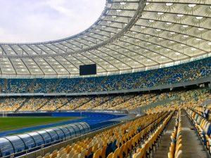 NSC Оlimpiyskiy in Kiev