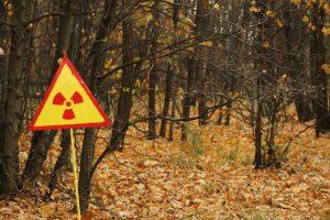 Chernobyl zone Ukraine