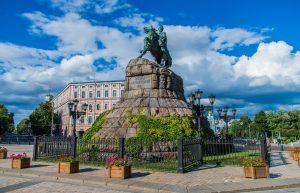 Center of Kiev
