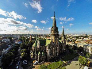 Lviv attractions