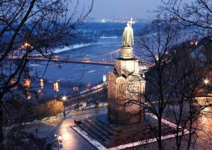 Prince Vladimir the Great of Kiev