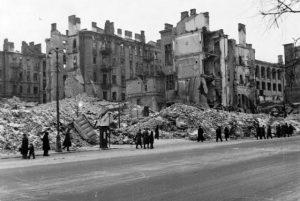 Khreschatyk Street in 1942