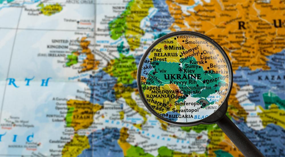 ukraine map – Kiev Private Tours