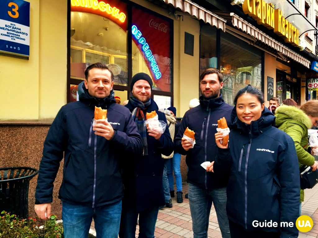 Private guides in Kiev