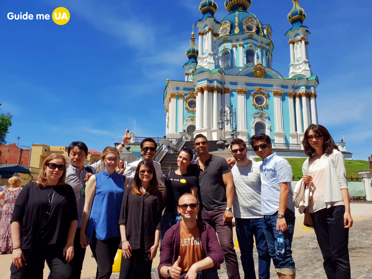 Main sights to see and visit in Kiev with private guides