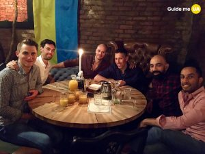Private nightlife tours in Kiev with lady guides