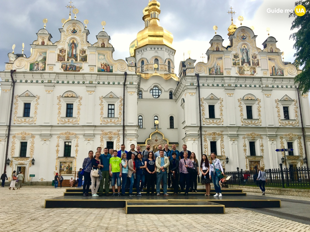Kiev sightseeing with Guide me UA