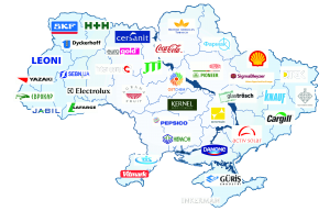 Big Brands in Ukraine