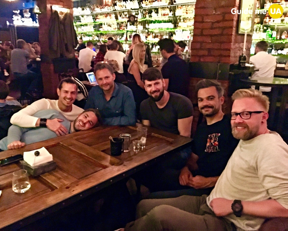 Bachelor party in Kiev by Guide me UA