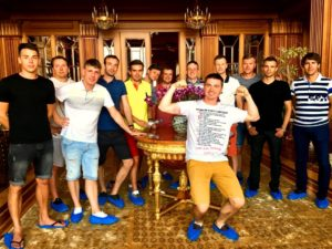 Stag Party in Kiev by Guide me UA