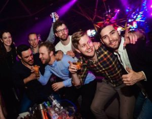 Nightlife in Kiev for your Bachelor Party