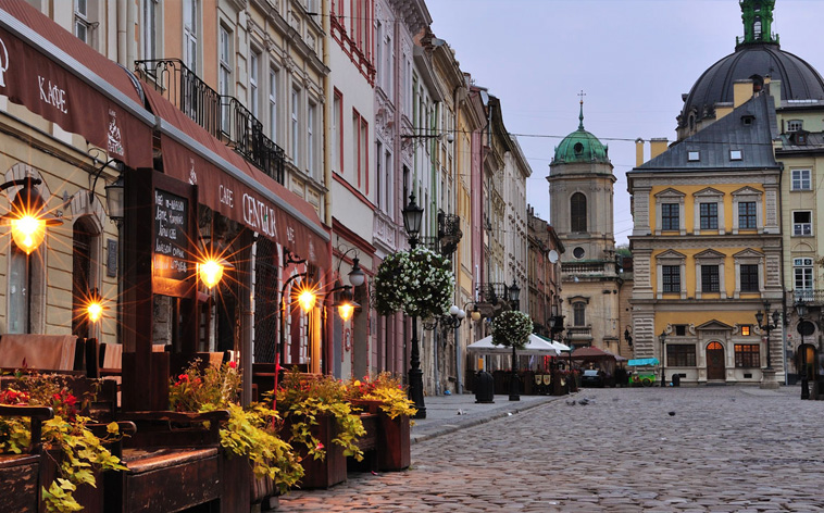 Lviv Tour Package