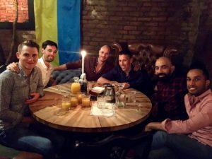 Bar Hopping with Kiev local