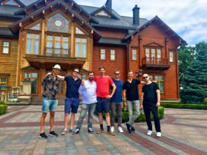 Private tour in Kiev to President House