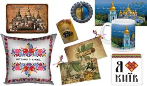Souvenirs from Ukraine
