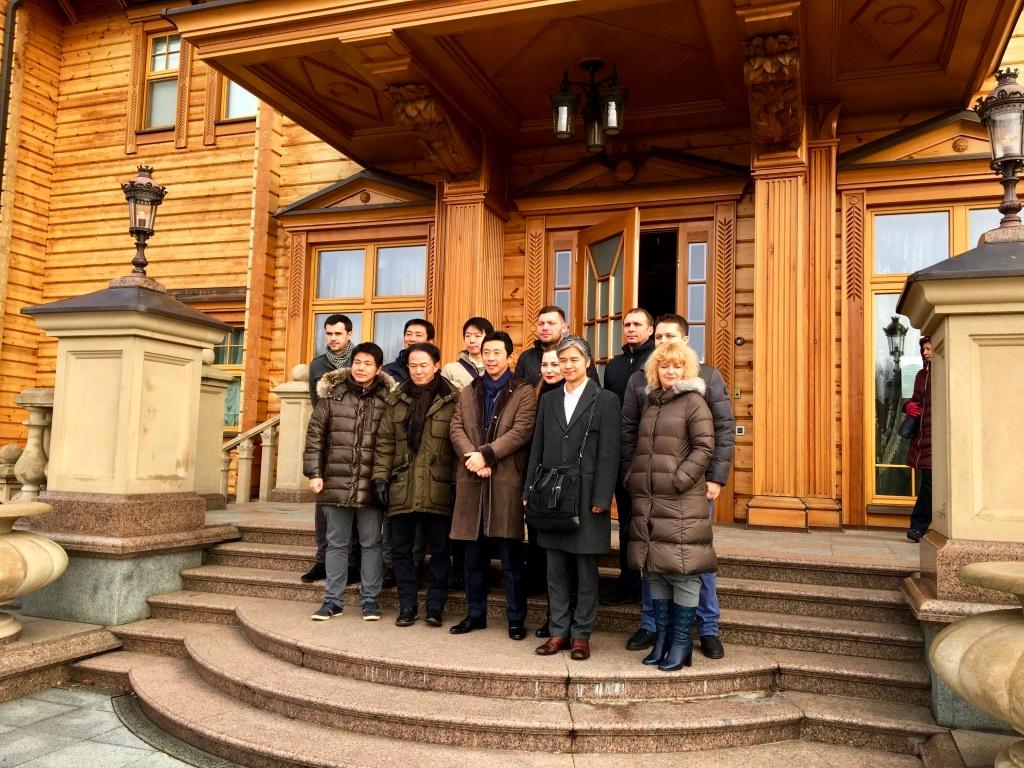 President's residence Mezhyhirya