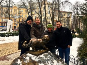 Winter Tours in Kiev