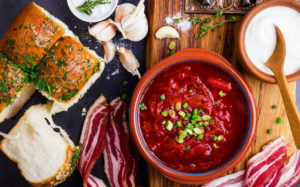 Food & Gastro Tour Packages to Ukraine