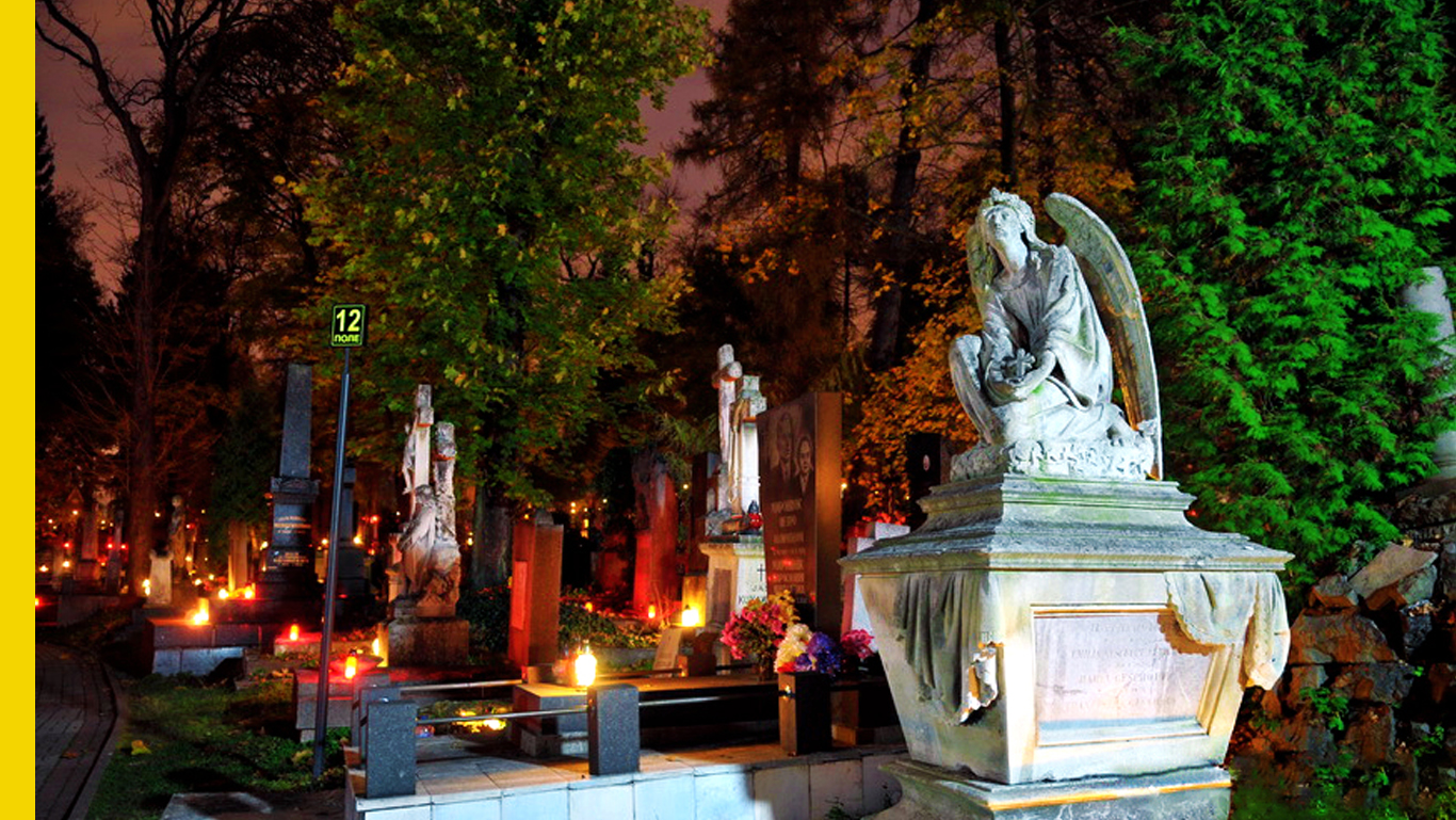 Lviv Tours to the Cemetery